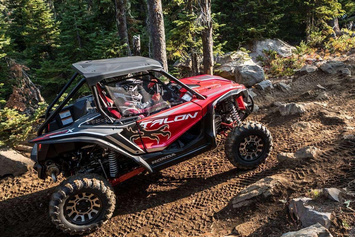 Honda dévoile le tout nouveau Talon 1000X