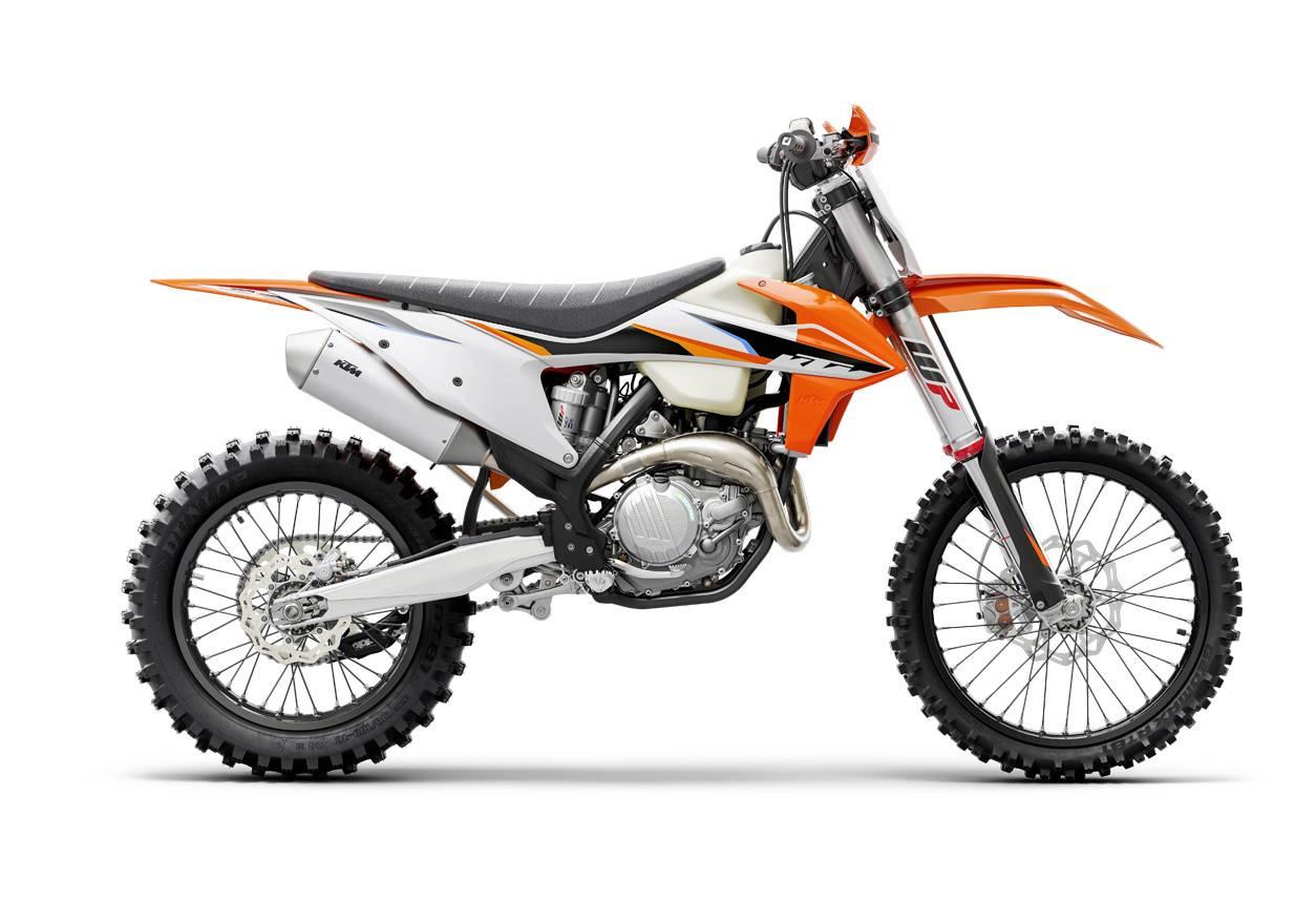 450 XC-F
