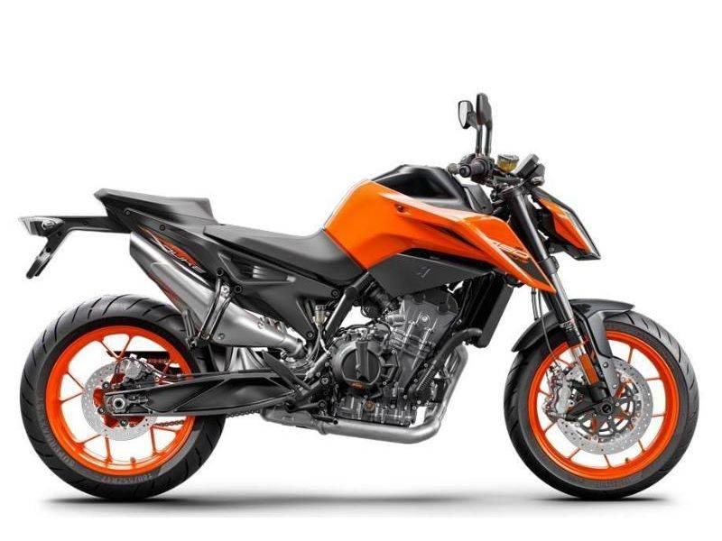 MSU-2020F9675T5 Neuf KTM  790 DUKE ORANGE 2020 a vendre 1
