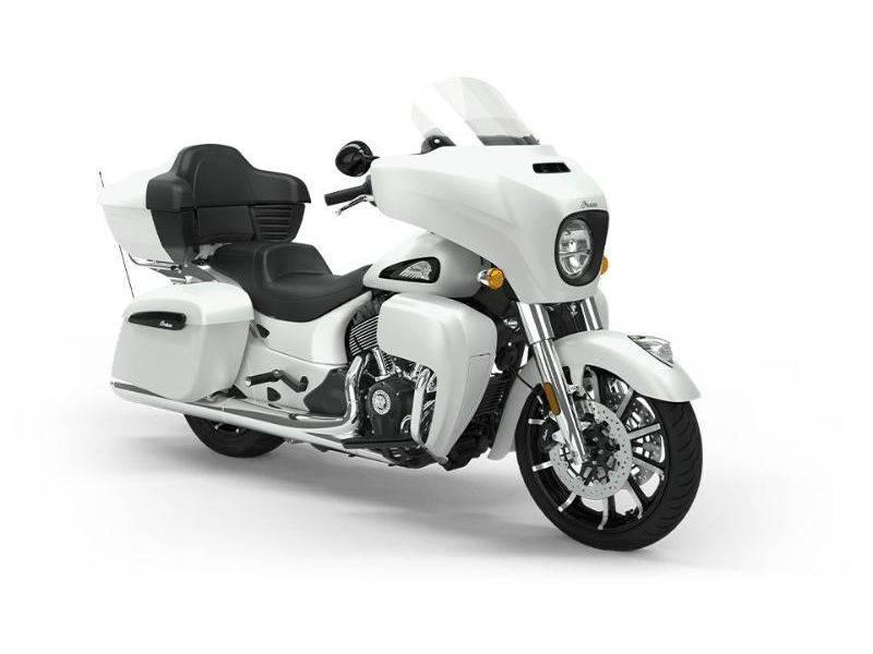 MSU-2020N20TKDBBCW Neuf INDIAN Roadmaster Dark Horse White Smoke 2020 a vendre 1