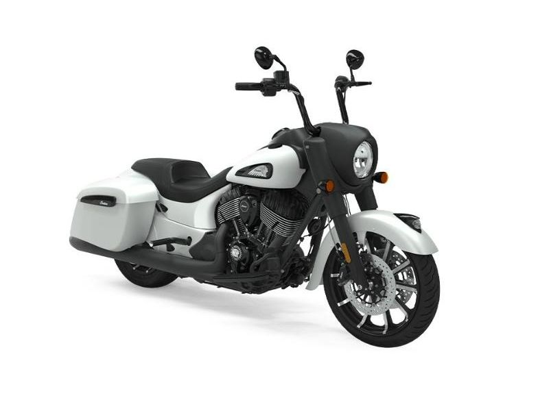 MSU-2020N20TJDBBCW Neuf INDIAN Springfield Dark Horse - White Smoke 2020 a vendre 1