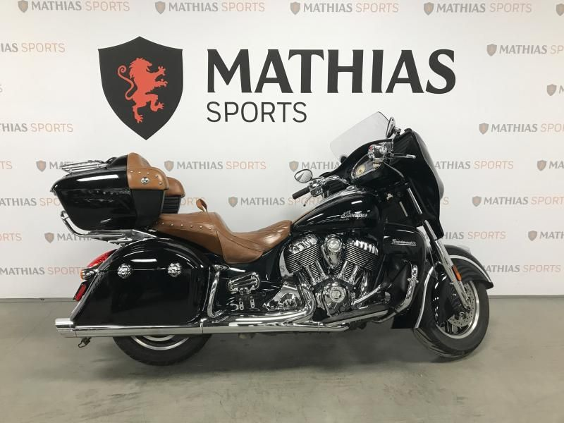MS-20-0385A Occasion INDIAN roadmaster 2016 a vendre 1