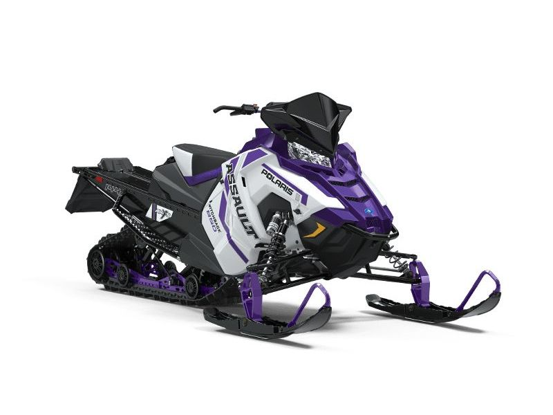 MSU-2021S21EEC8RS Neuf Polaris 850 Switchback Assault 144 2021 a vendre 1