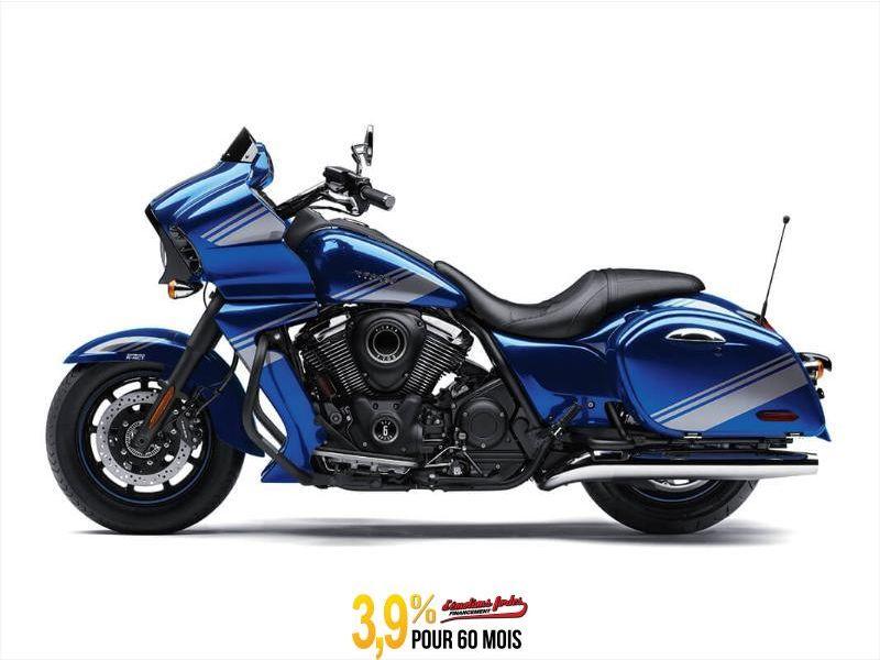 MSU-2020VN1700KLF Neuf Kawasaki VULCAN 1700 VAQUERO ABS - BLEU 2020 a vendre 1