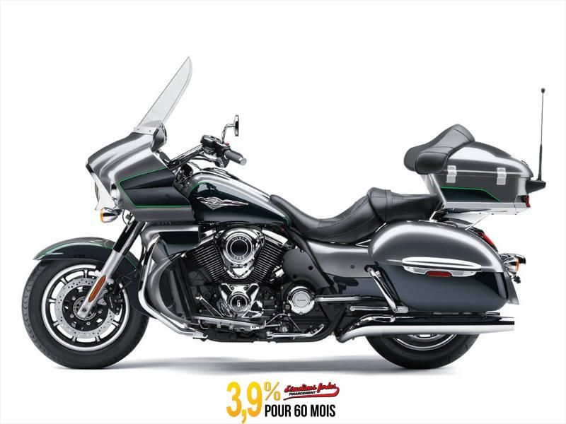 MSU-2020VN1700BLF Neuf Kawasaki VULCAN 1700 VOYAGER ABS - ARGENT/GRIS 2020 a vendre 1