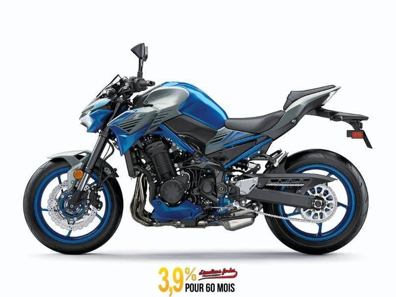 MSU-2020ZR900FLFA Neuf Kawasaki Z900 ABS - BLEU 2020 a vendre 1