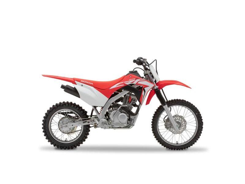 MSU-2021CRF125FM Neuf HONDA CRF125F ROUGE EXTRÊME 2021 a vendre 1