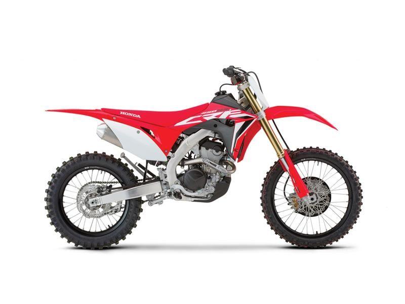 MSU-2021CRF250RXM Neuf HONDA CRF250RX ROUGE EXTRÊME 2021 a vendre 1