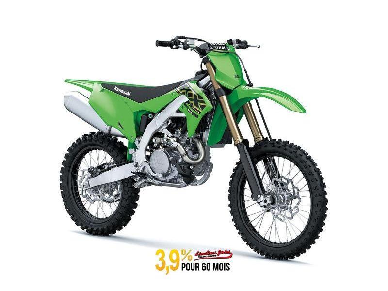 MSU-2021KX450JMFN Neuf KAWASAKI KX450 VERT LIME 2021 a vendre 1