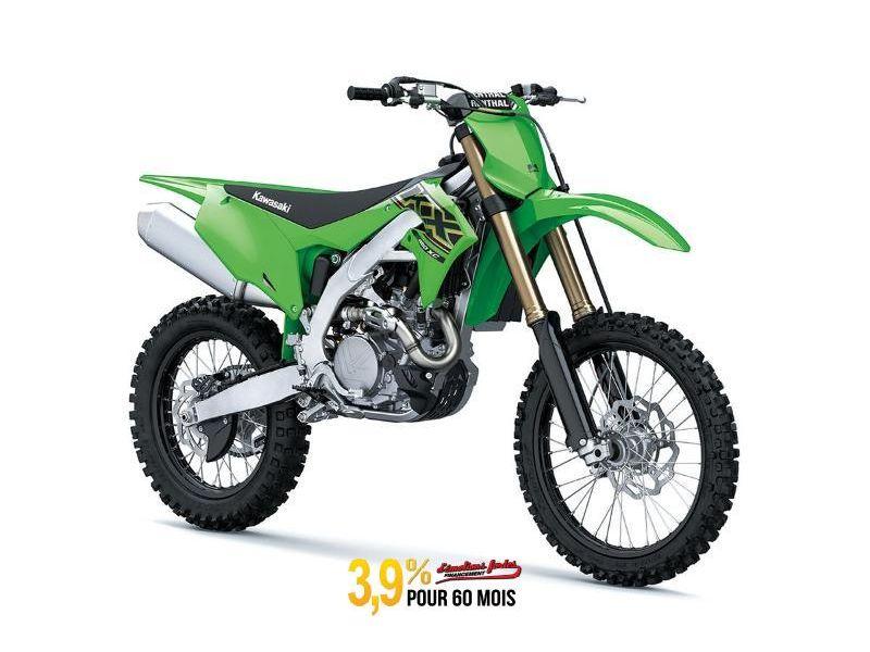 MSU-2021KX450KMFN Neuf KAWASAKI KX450X VERT LIME 2021 a vendre 1