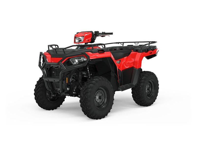 MSU-2021A21SEE57A7 Neuf POLARIS Sportsman 570 EPS Indy Red 2021 a vendre 1