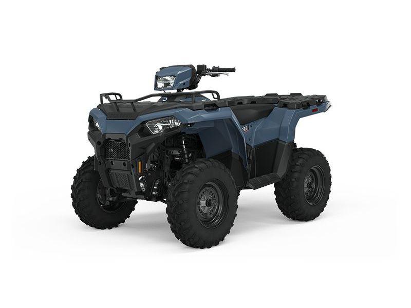MSU-2021A21SEA50A5 Neuf POLARIS Sportsman 450 H.O.Zenith Blue 2021 a vendre 1