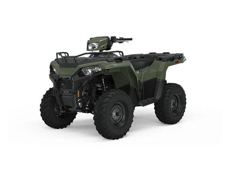 MSU-2021A21SEA50A1 Neuf POLARIS Sportsman 450 H.O. Sage Green 2021 a vendre 1