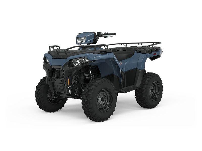 MSU-2021A21SEE50A5 Neuf POLARIS Sportsman 450 H.O.EPS Zenith Blue 2021 a vendre 1