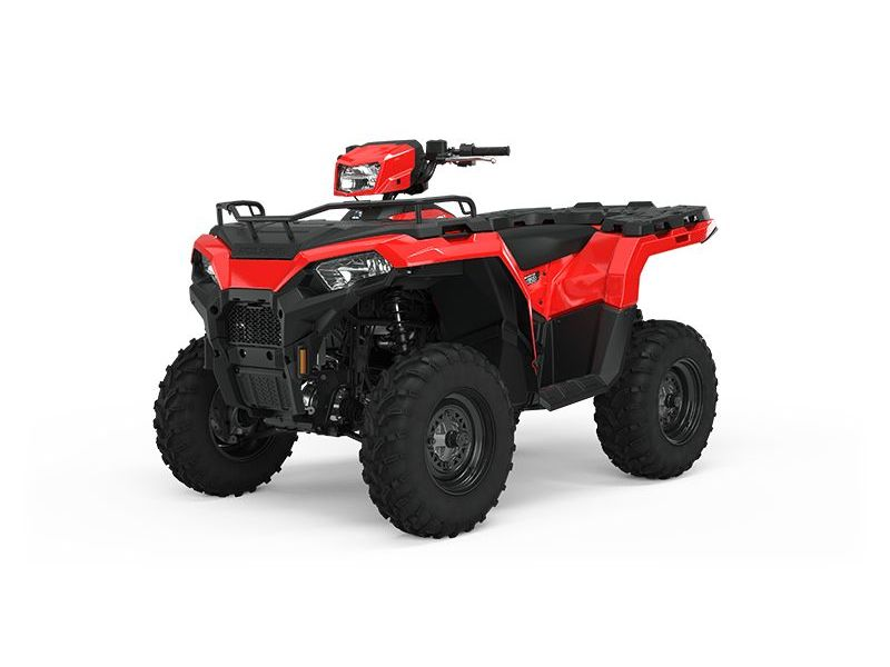 MSU-2021A21SEA57A7 Neuf POLARIS Sportsman 570 Indy Red 2021 a vendre 1