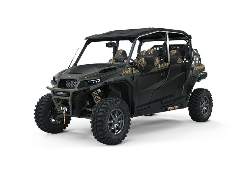 MSU-2021G21GMH99AL Neuf POLARIS GENERAL XP 4 1000 Pursuit Edition Stealth Metallic 2021 a vendre 1