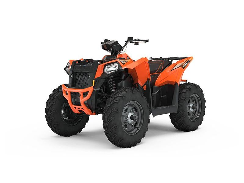 MSU-2021A21SVA85A3 Neuf POLARIS Scrambler 850 Orange Burst 2021 a vendre 1