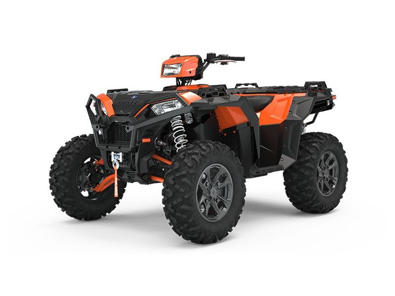 MSU-2021A21SLZ95AE Neuf POLARIS Sportsman XP 1000 S Orange Madness 2021 a vendre 1