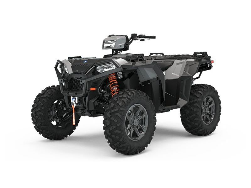 MSU-2021A21SLZ95AG Neuf POLARIS Sportsman XP 1000 S Ghost Gray 2021 a vendre 1