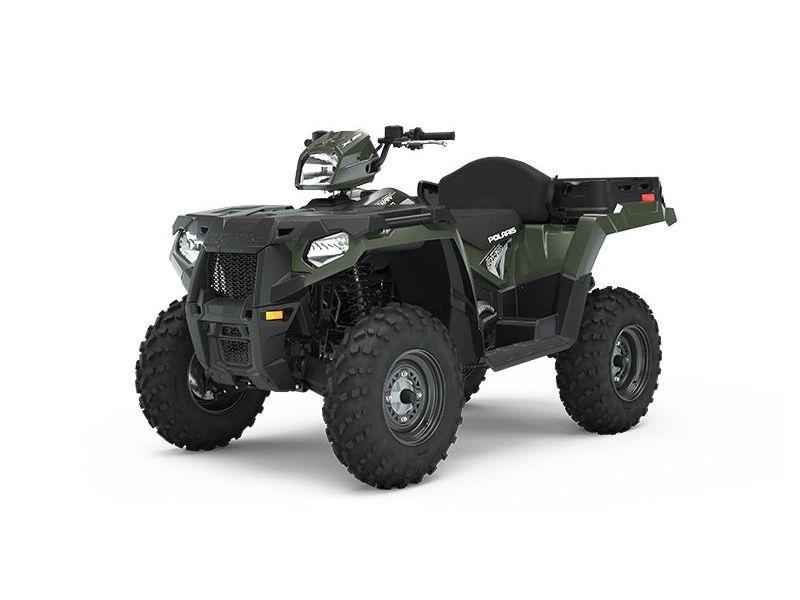 MSU-2021A21SWE57A1 Neuf POLARIS Sportsman X2 570 Sage Green 2021 a vendre 1