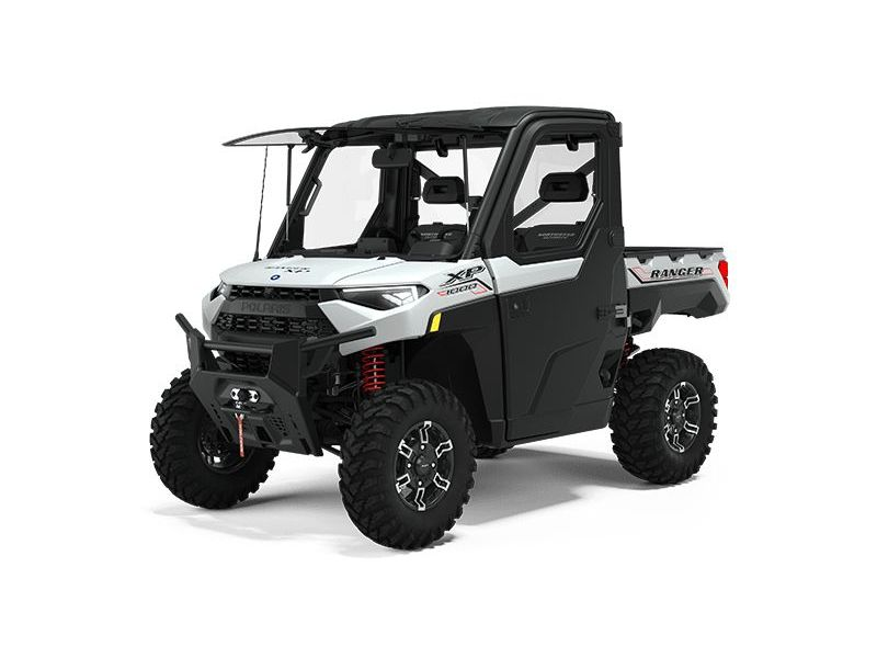 MSU-2021R21RRY99AC Neuf POLARIS RANGER XP 1000 NorthStar Ultimate Ghost White 2021 a vendre 1