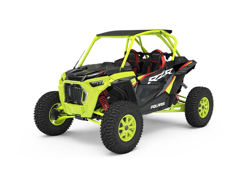 MSU-2021Z21PAL92AT Neuf POLARIS RZR Turbo S Lifted Lime LE 2021 a vendre 1