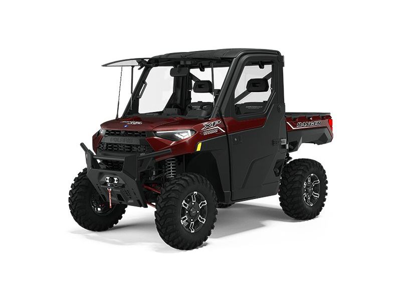 MSU-2021R21RRY99AW Neuf POLARIS RANGER XP 1000 NorthStar Ultimate Burgundy Metallic 2021 a vendre 1
