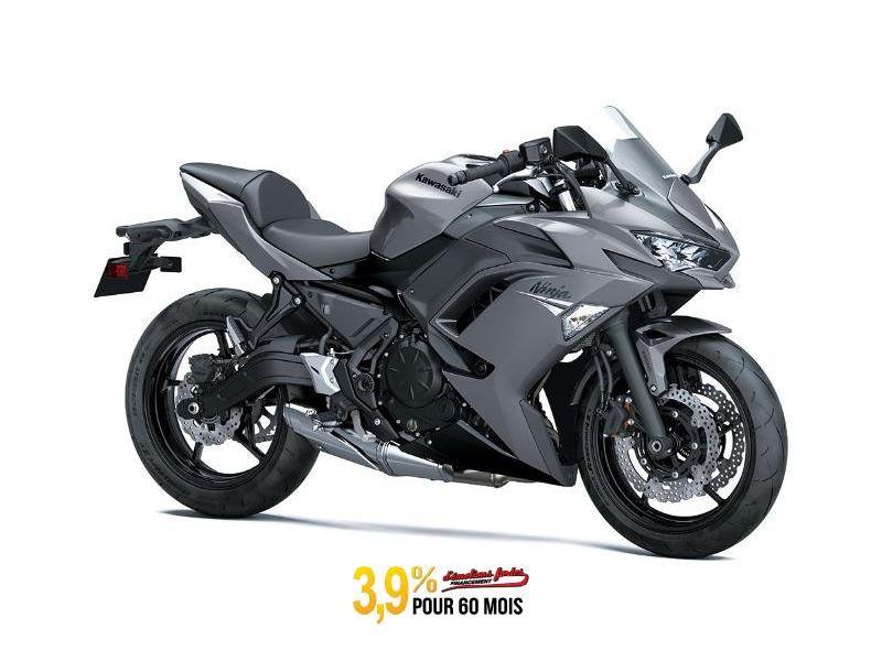MSU-2021EX650MMFNN Neuf KAWASAKI NINJA 650 ABS 2021 a vendre 1