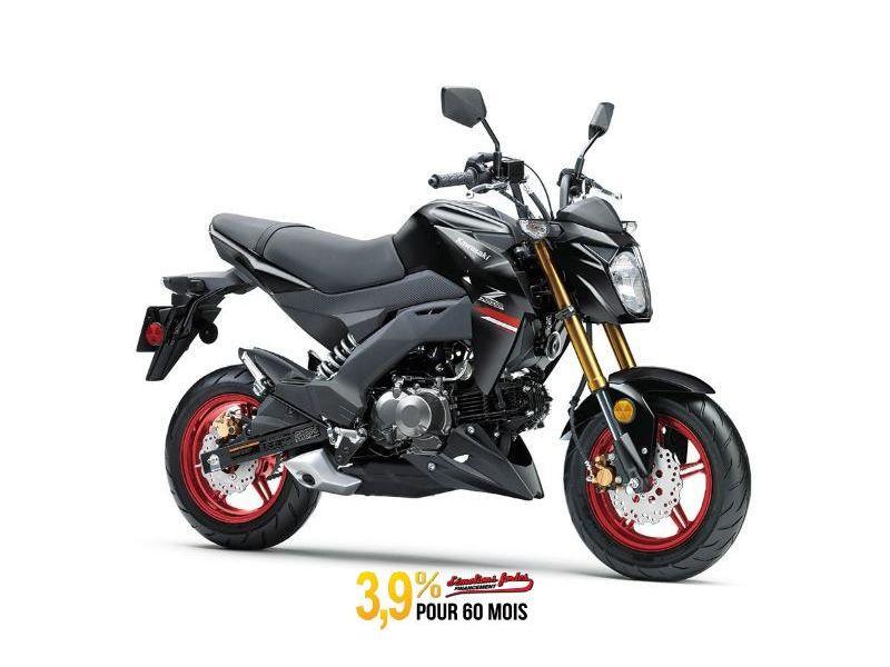 MSU-2021BR125JMFNN Neuf KAWASAKI Z125 PRO 2021 a vendre 1