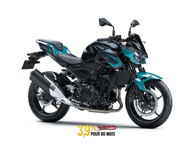 MSU-2021ER400DMFNN Neuf KAWASAKI Z400 ABS 2021 a vendre 1