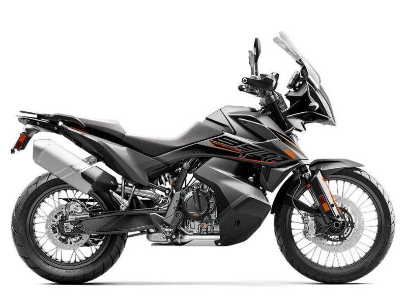 MSU-2021F9775U6 Neuf KTM 890 ADVENTURE NOIR 2021 a vendre 1