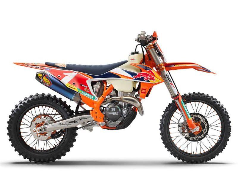 MSU-2021F8275U3 Neuf KTM 350 XC-F KAILUB RUSSELL 2021 a vendre 1