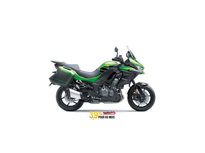 MSU-2021KLZ1000CMFNN Neuf KAWASAKI VERSYS 1000 ABS LT  2021 a vendre 1