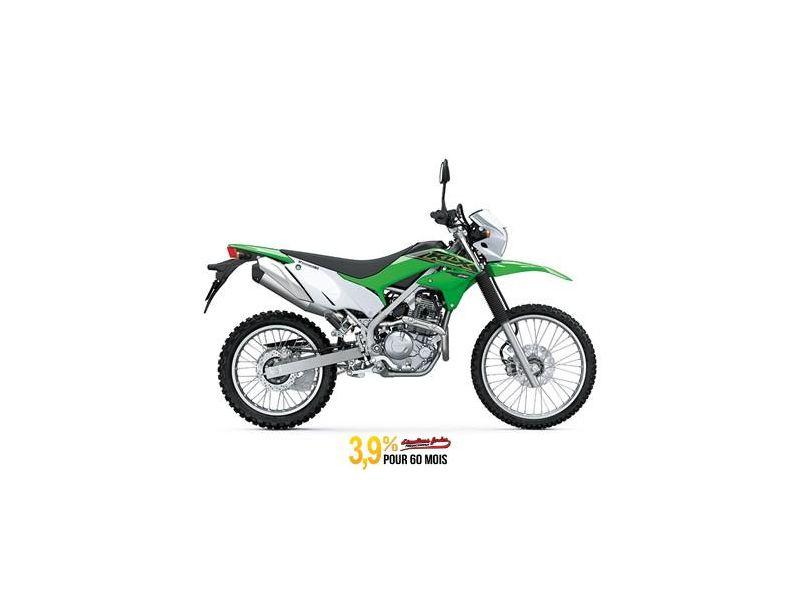 MSU-2021KLX230AMFN Neuf KAWASAKI KLX230 ABS VERT LIME 2021 a vendre 1