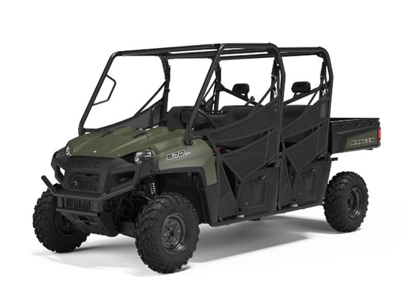 MSU-2021R21CDA57A1 Neuf POLARIS RANGER CREW 570 Full-Size 2021 a vendre 1
