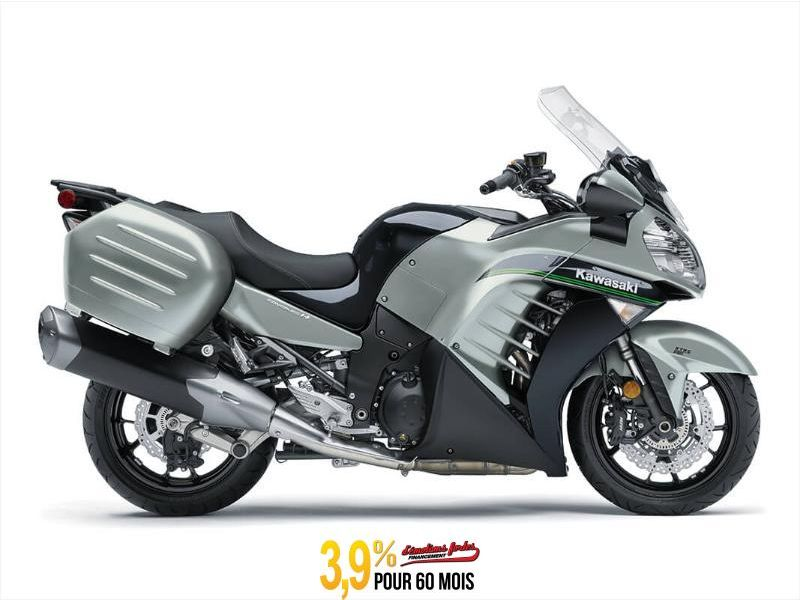 MSU-2020ZG1400ELF Neuf KAWASAKI CONCOURS 14 ABS - ARGENT 2020 a vendre 1
