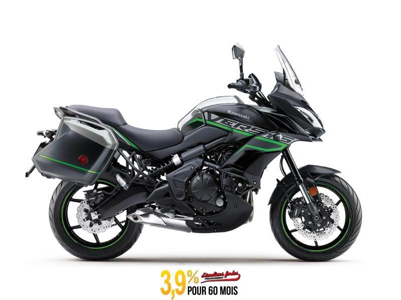 MSU-2020KLE650FLFA Neuf Kawasaki VERSYS 650 ABS LT SE - GRIS/ NOIR 2020 a vendre 1
