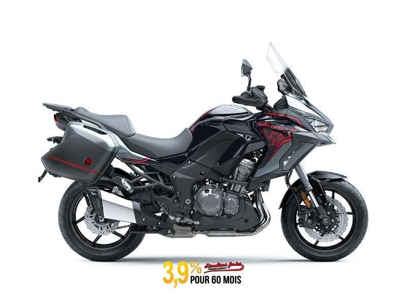 MSU-2021KLZ1000DMF Neuf KAWASAKI VERSYS 1000 ABS LT SE  2021 a vendre 1