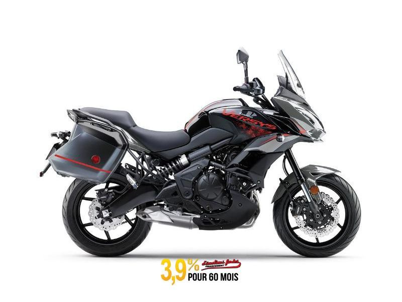 MSU-2021KLE650FMFN Neuf KAWASAKI VERSYS 650 ABS LT  2021 a vendre 1