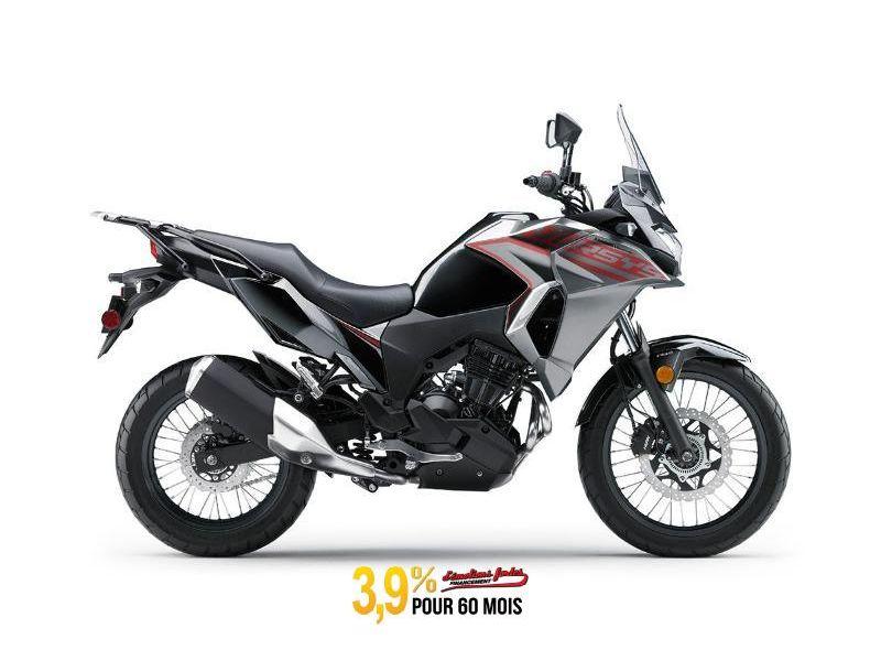 MSU-2021KLE300CMFA Neuf KAWASAKI VERSYS-X 300 ABS GRIS GRAPHITE MÉTALLISÉ / NOIR ÉTINCELANT MÉTALLISÉ 2021 a vendre 1