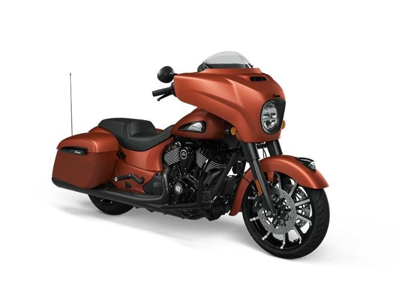 MSU-2021N21TCDBBCK Neuf INDIAN Chieftain Dark Horse Burnt Orange Metallic Smoke ICON 2021 a vendre 1