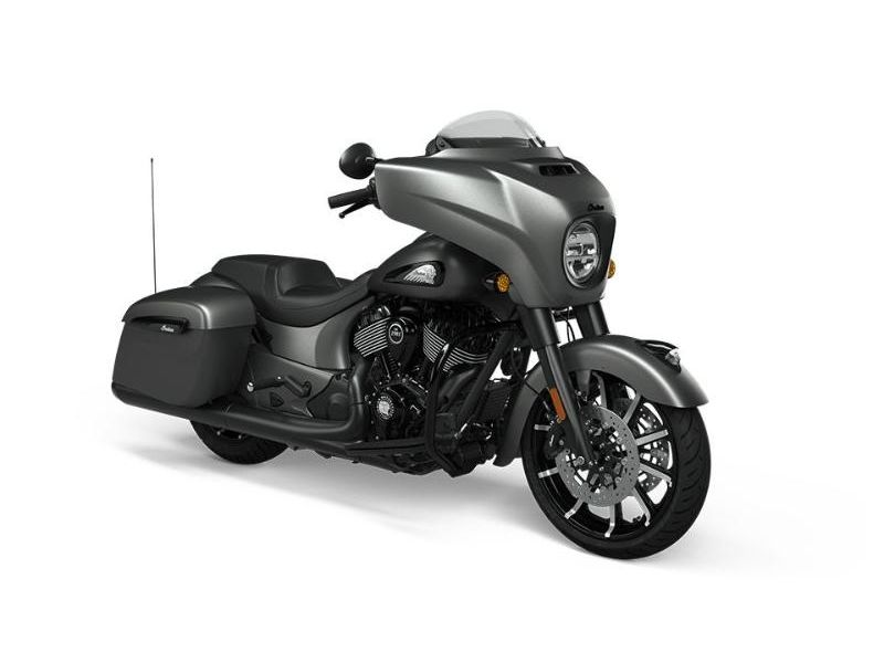 MSU-2021N21TCDBBCT Neuf INDIAN Chieftain Dark Horse Titanium Smoke (ABS) 2021 a vendre 1