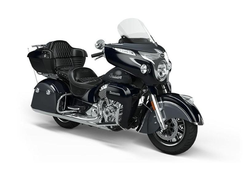MSU-2021N21TRABBCD Neuf INDIAN Roadmaster Black Azure Crystal/Stealth Gray Azure Crystal ICON 2021 a vendre 1