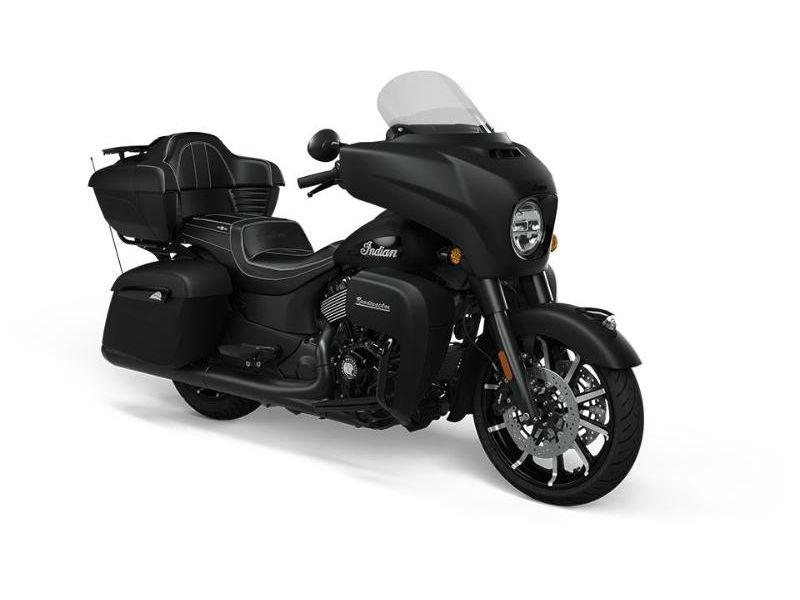 MSU-2021N21TKDBBCH Neuf INDIAN Roadmaster Dark Horse Thunder Black Smoke (ABS) 2021 a vendre 1
