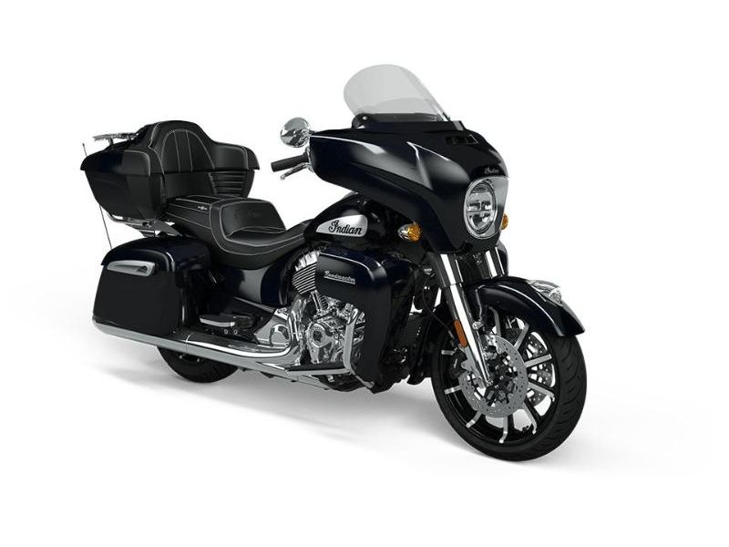 MSU-2021N21TKABBCU Neuf INDIAN Roadmaster Limited Thunder Black Azure Crystal (ABS) 2021 a vendre 1