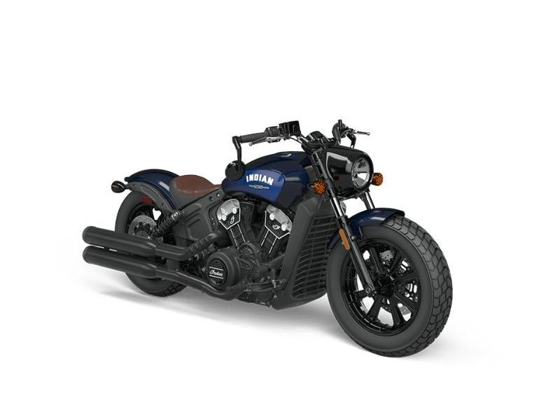 MSU-2021N21MTA00CC Neuf INDIAN Scout Bobber ICON ABS 2021 a vendre 1