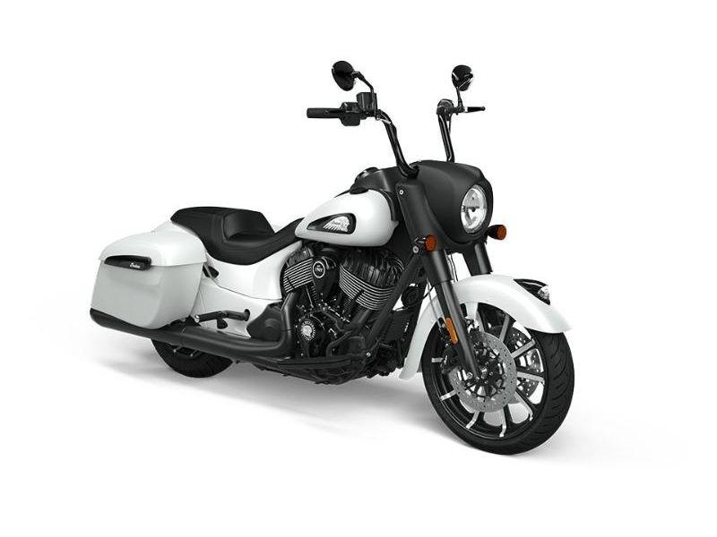 MSU-2021N21TJDDBCW Neuf INDIAN Springfield Dark Horse ABS 2021 a vendre 1