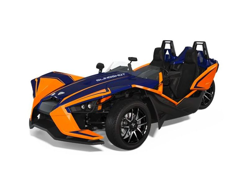 MSU-2021T21AARHBCE Neuf SLINGSHOT R Automatique Sunrise Orange 2021 a vendre 1