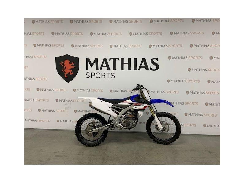 MS-21-0081A Occasion YAMAHA YZ 450F 2017 a vendre 1