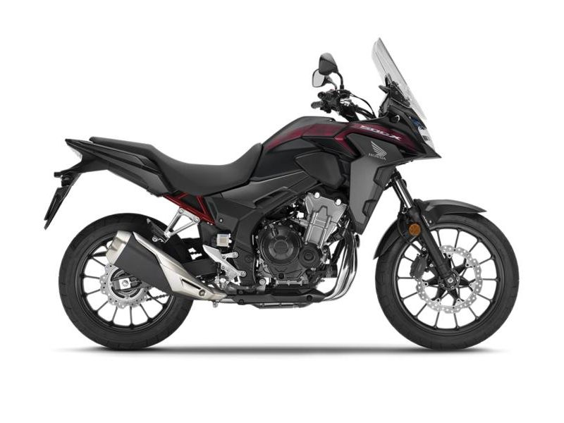 MSU-2021CB500XAM Neuf HONDA CB500X NOIR MAT 2021 a vendre 1